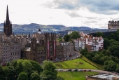 Tour de 3 horas por Edimburgo
