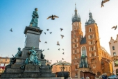Tour privado por Cracovia (Polonia)